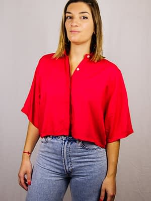 "Camisa ""Crop&Colors"""